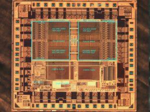 Break IC TS80C58X2 Code