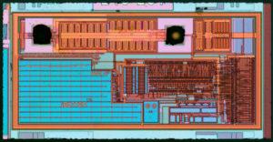Recover Microcontroller Atmega64pa Binary