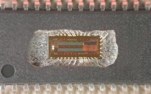 Break Chip ATMEGA861P Code