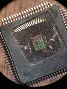 Recover Microprocessor ATMEGA640V Firmware