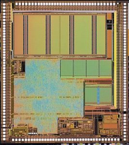 PIC18F4480 Microcontroller Memory Data Recovering